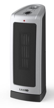 Lasko 1500W Ceramic Electric Space Heater 1500 w Portable Compact