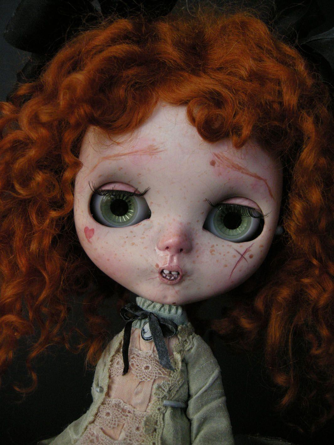 Lucrèzia OOAK Custom Blythe Must See Incredible Price