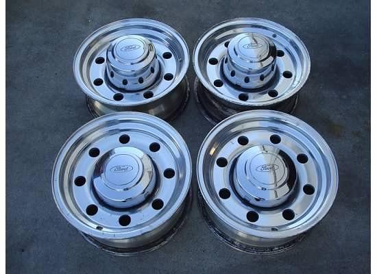 16 Ford F 250 Econoline Wheels Rims Alloy Factory F250 F350 350 94 97