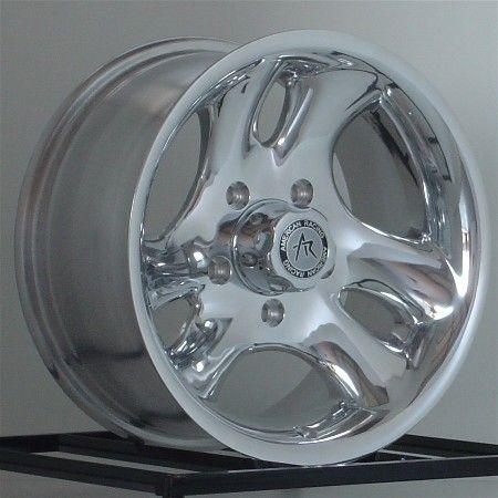15 inch Wheels Rims Chevy GMC Truck 5 Lug 5x5 15x10