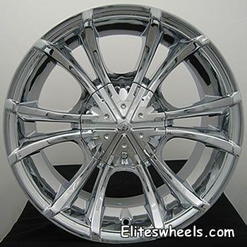 20 inch Chrome Wheels Rims Sale 1500 GMC 6x5 5 Truck