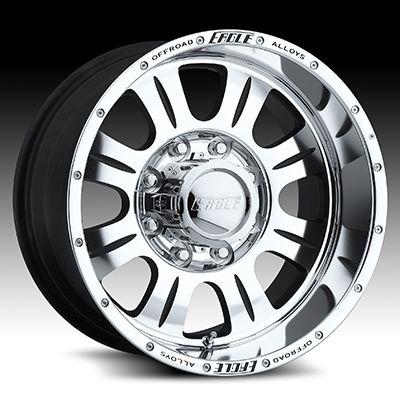 Dodge Chevy Ford 3 4 1 Ton HD H2 17 Wheels Rims Black