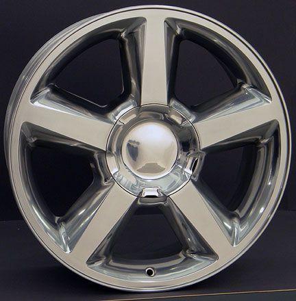 20 Rim Fits Chevrolet Tahoe Wheels 20x8 5 Set