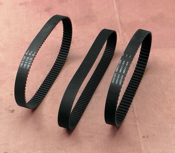 Belt Drives 8mm 1 5 8in Primary Belt 132T BDL 132 158