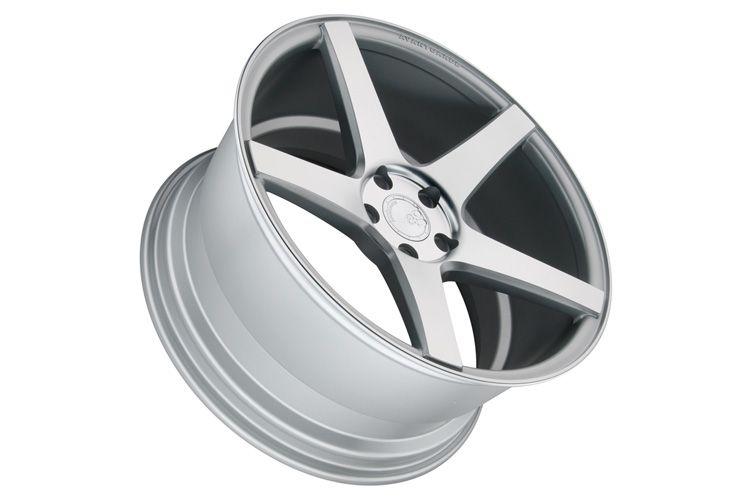 19 Avant Garde M550 Silver Wheels Rims Fit Mercedes E W210 W211 W212