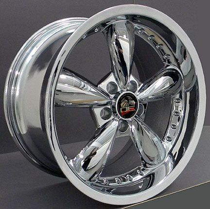 Bullitt Bullet Wheels Nexen Tires Rims Fit Mustang® GT 94 04