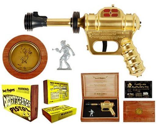 Day2Day Buck Rogers Atomic Disintegrator gun Daisy