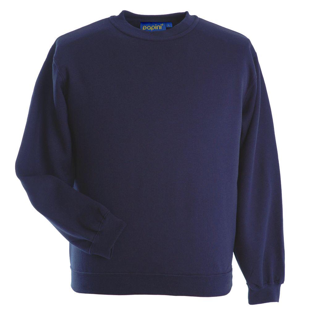 Papini Sweatshirt Men Womens 280gms 7 Colours High Quality Top Brand S
