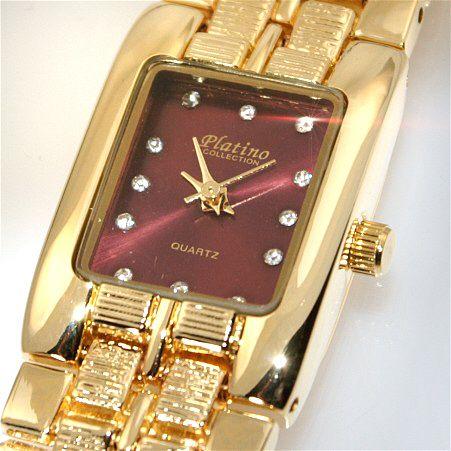 R596/18 NEU Luxus Damen Ring m. Strass Gold Schmuck