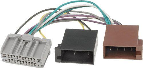 Chrysler / Dodge / Jeep Radioadapter ISO Kabel #8 /639