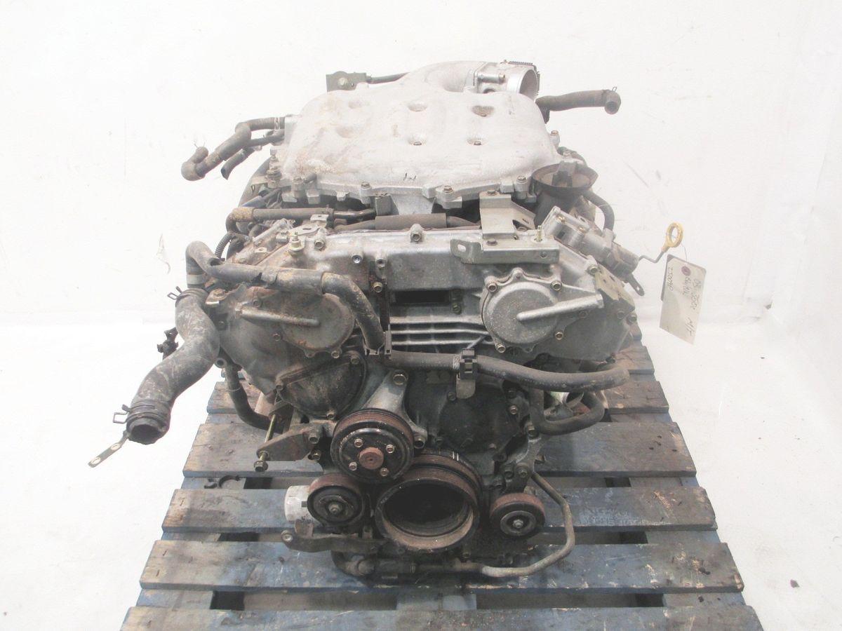 2003 nissan 350z engine motor vq35 69k miles 2004 2005. Black Bedroom Furniture Sets. Home Design Ideas
