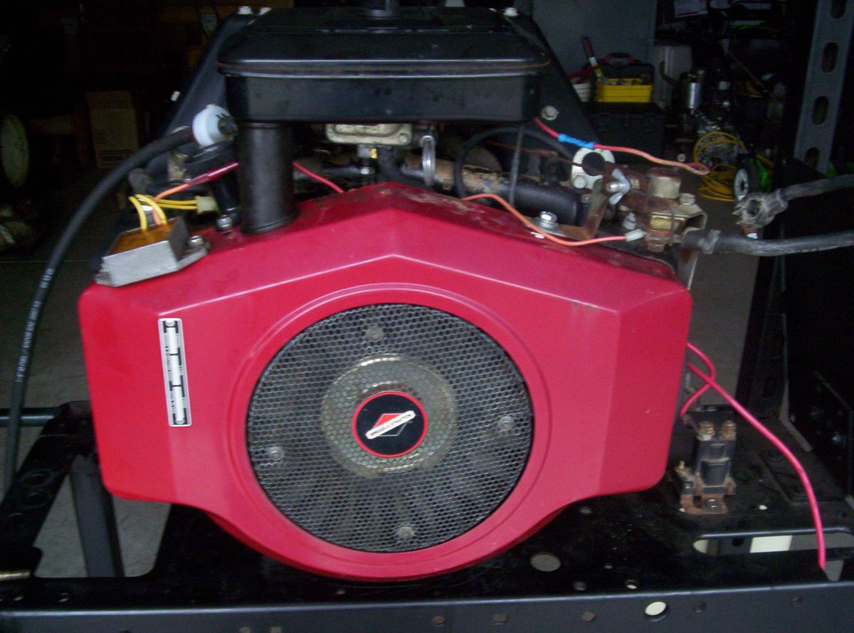 24 Hp Briggs And Stratton Engine Manual